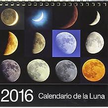 2016 Calendario De La Luna