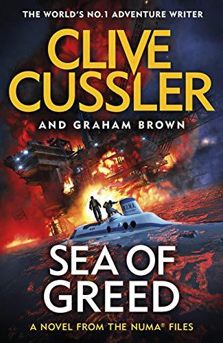 Sea of Greed: NUMA Files #16 (The NUMA Files) (English Edition) por Clive Cussler