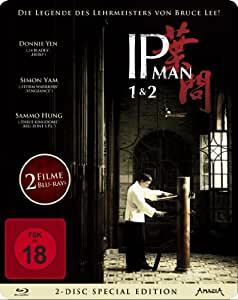 IP Man 1+2 - Steelbook [Blu-ray]