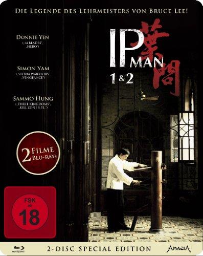 Bild von IP Man 1+2 - Steelbook [Blu-ray]
