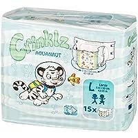 Crinklz Aquanaut - Acuario grande (15 unidades)