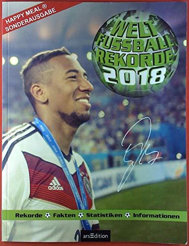 Welt Fussball Rekorde 2018. Made for McDonalds