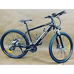 Bicicleta Eléctrica De Montaña (NEGRO)