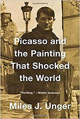 Picasso Stein (Picasso and the Painting That Shocked the World)