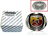 Original FIAT Grande Punto Abarth Heckemblem 735495890 - 735461667