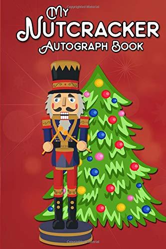 My Nutcracker Autograph Book por Whysper Lane Books