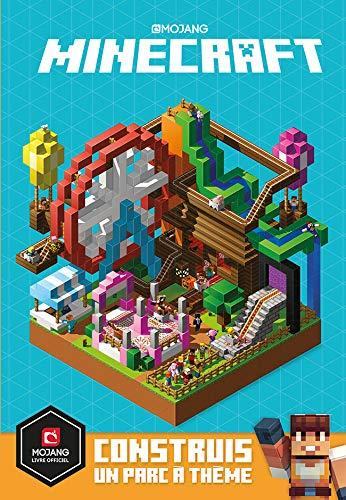 Minecraft:Construis un parc à thème par Stephanie Milton