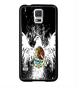 Vizagbeats Eagle And Snake Back Case Cover For Samsung Galaxy S5