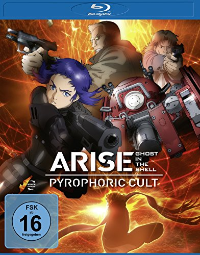 Bild von Ghost in the Shell - ARISE: Pyrophoric Cult [Blu-ray]