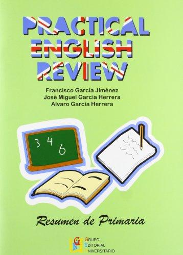 Practical english review Resume de primaria