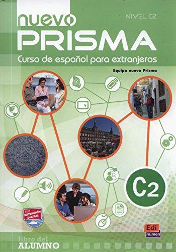 Nuevo prisma. C2. Libro del alumno. Per le Scuole superiori