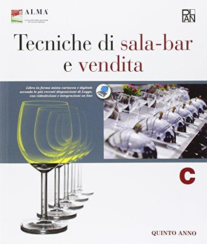Tecniche di sala-bar e vendita. Con quaderno delle competenze. Per gli Ist. professionali. Con e-book. Con espansione online: 3