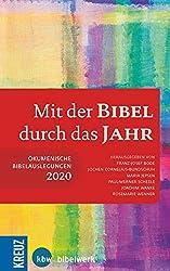 Mit der Bibel durch das Jahr 2020: Ökumenische Bibelauslegungen 2020
