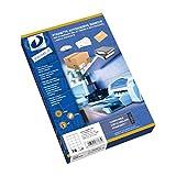 Etichette Multifunzione, f.to 70x37 mm,senza margine - 1 confezione da 100 fogli - Spedizione (6,99) Gratuita oltre 50 euro! (anche cumulativa con altri prodotti del venditore)