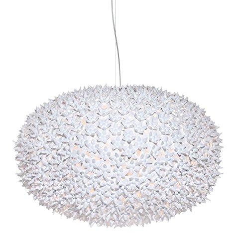 Kartell BLOOM Lampe, blanc
