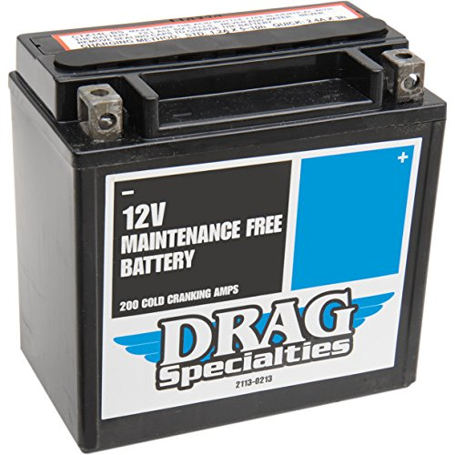 Batería AGM Maintenance-free Drag Specialties X Harley Davidson SPORTSTER XL 1200/883, XG Street