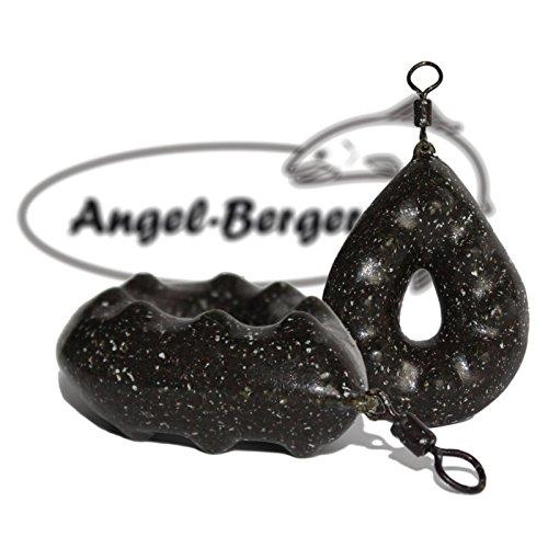 Angel Berger Carp Gripper Lead Karpfenblei (60g - 2 Stück)