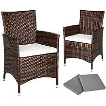 Gartenstühle rattan rund  Suchergebnis auf Amazon.de für: gartenstühle rattan