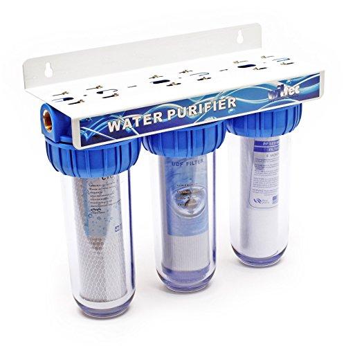 Naturewater NW BR10B4 Filtro acqua 3stadi 20.67 1/2