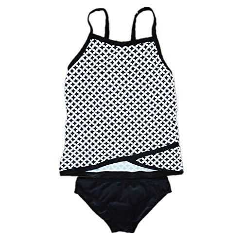 SHISHANG Women 's Badeanzug Europa und den Vereinigten Staaten geteilt Schlinge Badeanzug Bikini Umwelt hoch - elastische Schwimmen Waten pattern