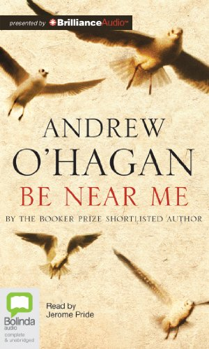 Be Near Me Cover Image