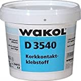Wakol D3540 Korkfliesen Wandkleber Kontaktkleber 0,8 kg