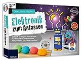 Der kleine Hacker: Elektronik zum Anfassen: Leitende Knete ganz einfach selber machen und mit elektronischen Komponenten zum Leben erwecken! -