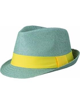 Myrtle Beach, Cappello Street Style, Grigio (light-grey/yellow), S/M