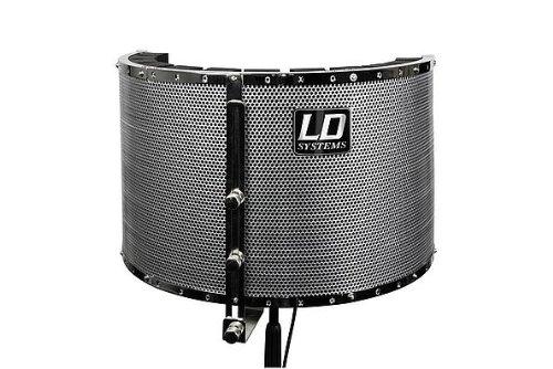 LD Systems LDRF1 Schermo Fonoassorbente per Microfono