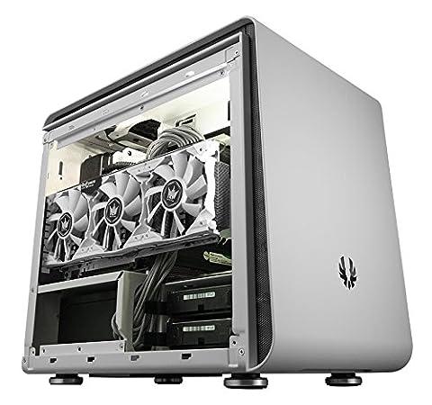 Bitfenix BFC-PHE-300-WWXKK-RP Phenom Boitier PC Mini-ITX Blanc