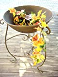 HKT Home Deco Herbstgirlande Herbstblätter Laub Herbst Blättergirlande Tischdeko Girlande künstlich Fensterdeko Dekogirlande Deko 78 Blätter 180cm - 6