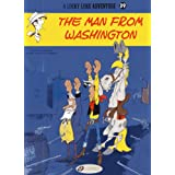 A Lucky Luke Adventure, Tome 39 : The man from Washington