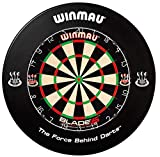 WINMAU KOMPLETTSET BLADE 5 inkl Surround & Empire Dartset Gratis!