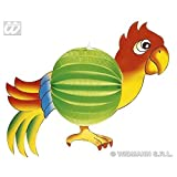 Animal Linternas / Lampion / Bola de panal roja - amarilla Loro