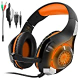 Best Afunta Headset PC - GM-1 Auricular para Juegos de Play Station 4 Review