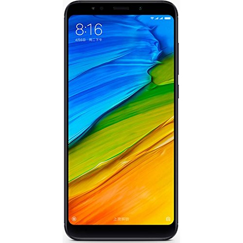 Xiaomi Redmi 5 Plus 4 G 32 Go Double SIM Black UE
