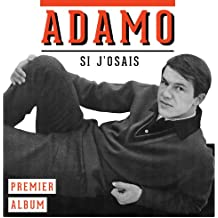 Adamo - Si j'osais : son premier album