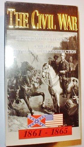Preisvergleich Produktbild Civil War: 1861-1865 [VHS] [Import USA]