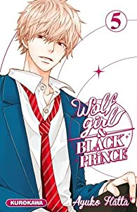 Wolf Girl and Black Prince Edition simple Tome 5