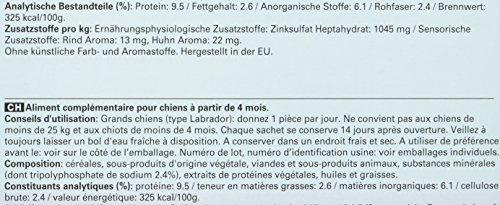 Pedigree DentaStix Hundesnack für große Hunde (25kg+), Zahnpflege-Snack mit Huhn und Rind, 1 Packung je 56 Stück (1 x 2.16 kg) - 2