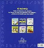 Image de El Universo (Larousse - Infantil / Juvenil - Castellano - A Partir De 5/6 Años - Colección Mini Larousse)