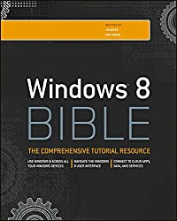 [(Windows 8 Bible)] [By (author) Jim Boyce ] published on (October, 2012)