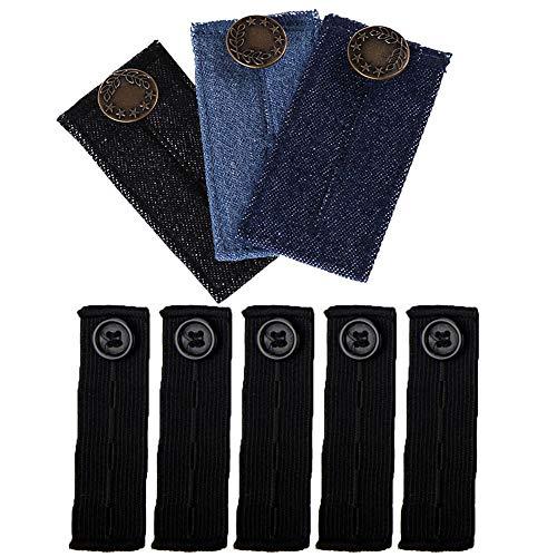 Pantalones elásticos ajustables