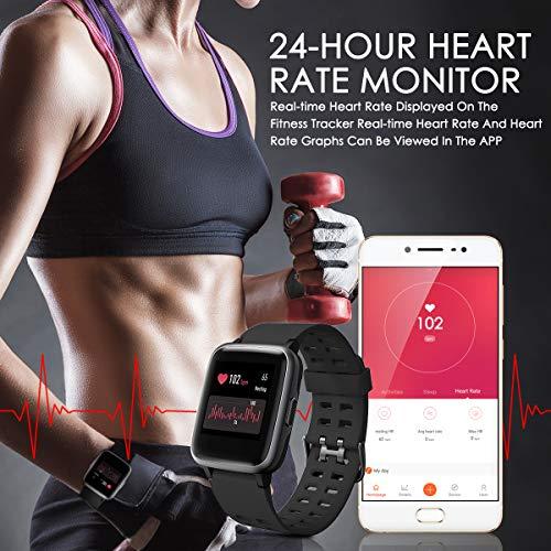 Zoom IMG-3 latec fitness tracker smartwatch watch