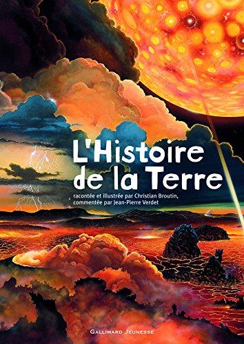 L'Histoire de la Terre