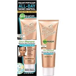 Garnier Skin Renew Miracle Skin Perfector BB Cream SPF 20 - Deep 60ml/2oz