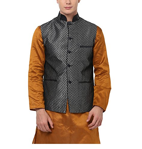 Yepme Men's Blended Nehru Jackets - Ypmnjkt0107-$p