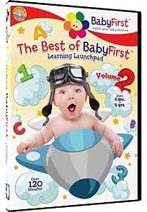 Best of Babyfirst: Learning Launchpad [DVD] [Region 1] [US Import] [NTSC]