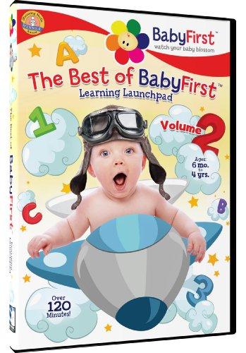 Preisvergleich Produktbild Best Of Babyfirst: Learning Launchpad [DVD] [Region 1] [NTSC] [US Import]