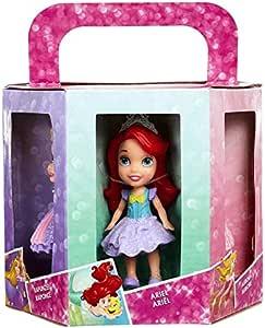 Verziere Arielle Belle und Rapunzel mit wundersch/önen Glitzersteinen Princess Diamant-Mal-Set